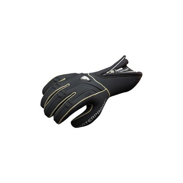 Waterproof KEVLAR G1 5 finger 5mm handsker