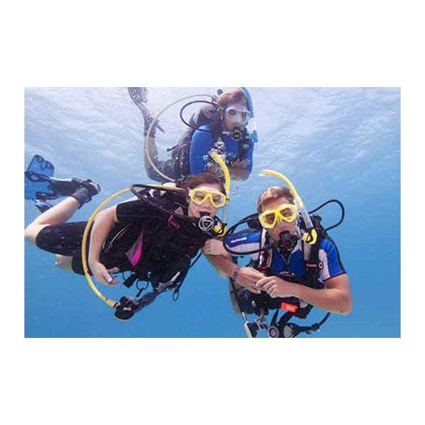 PADI junior Open Water Diver