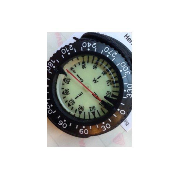 RD kompas med bungee