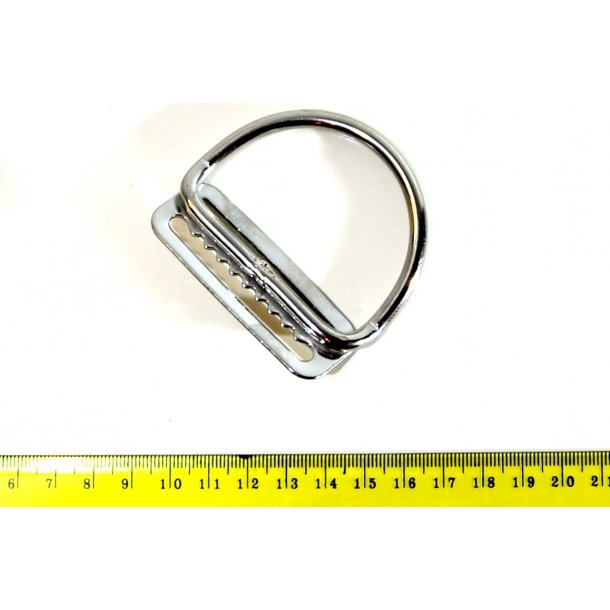 2″ D-ring bent welded