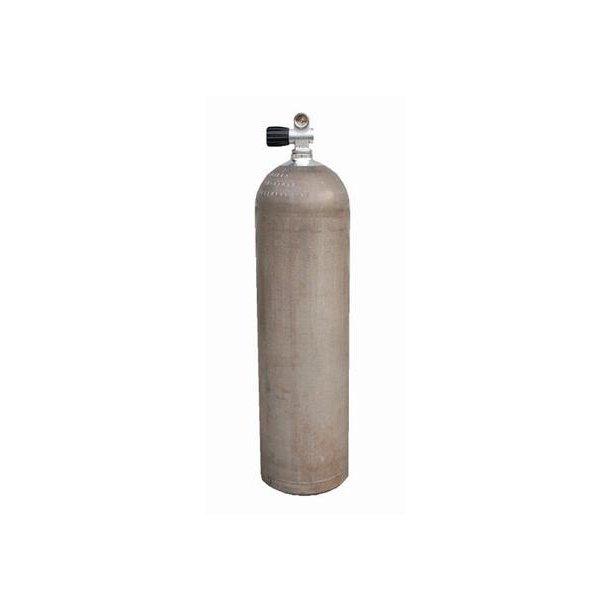 80cf alu stageflaske med ventil
