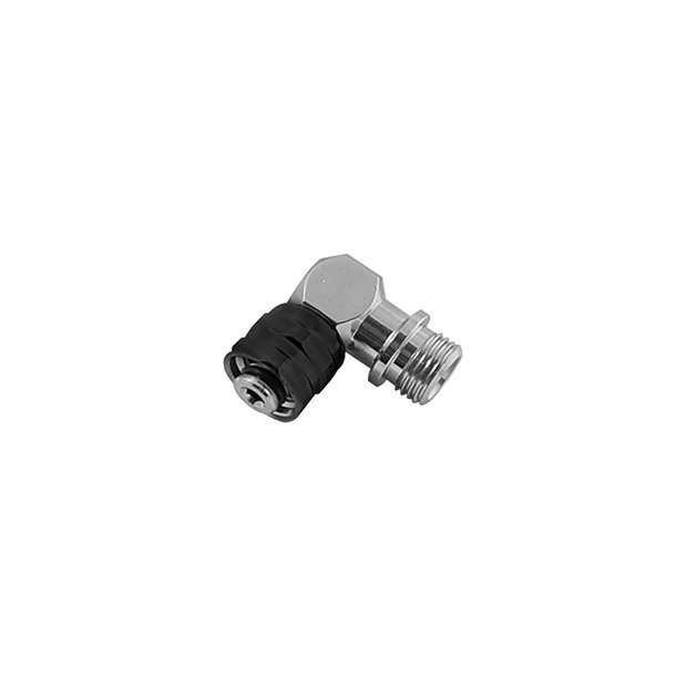 90 degree fixed adapter for 2nd stage AC910