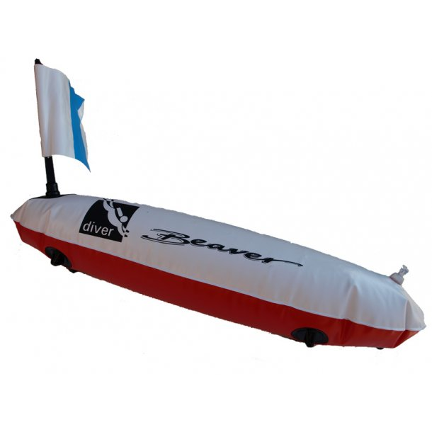 Torpedobøje med signalflag A