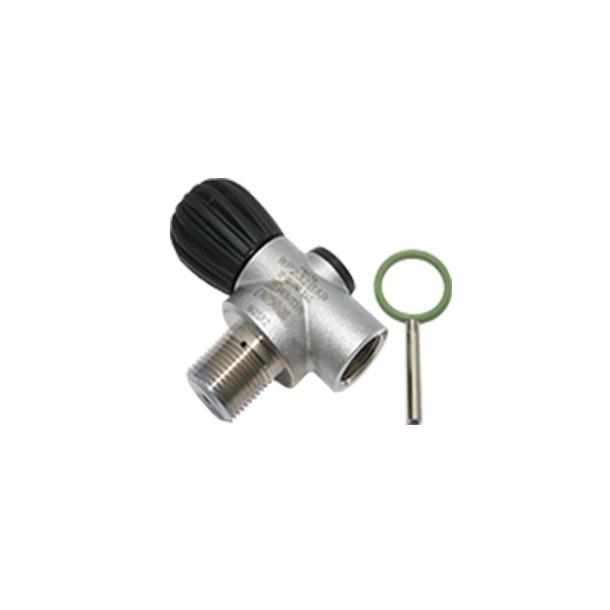 Rebreather valve